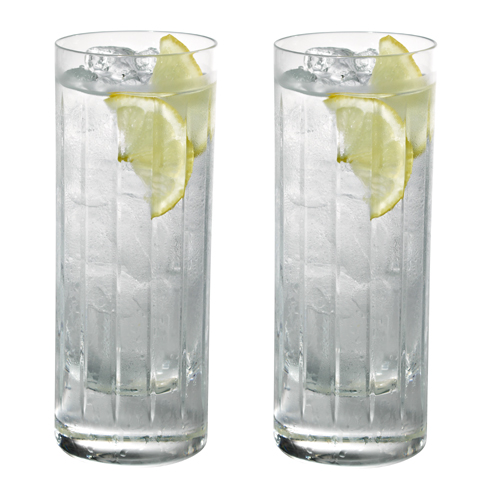 Carrs Crystal  Hi-Ball Glasses